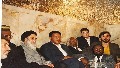 محمد علی کلی در ایران