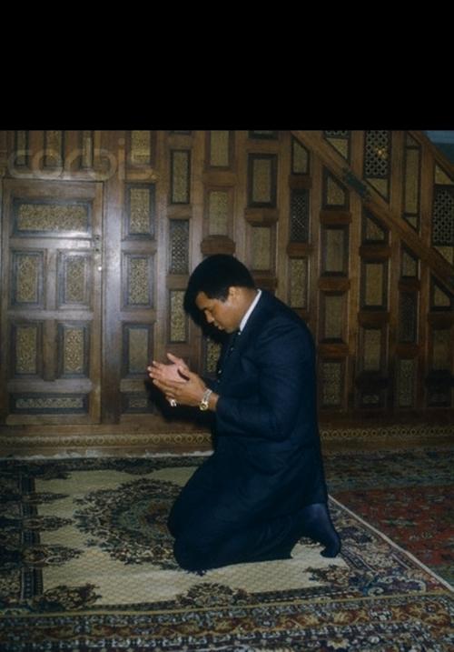 مرگ محمد علی کلی