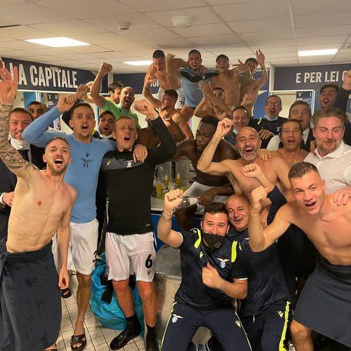 عملکرد لاتزیو در لیگ قهرمانان  اروپا