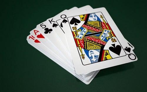 پوکر 5 کارتی چیست