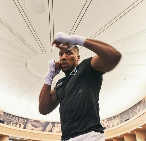 آنتونی قهرمان بوکس سنگین وزن جهان 2019