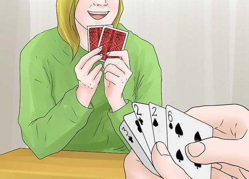 بازی رئیس جمهور _ نحوه بازی رئیس جمهور «بازی با ورق»
