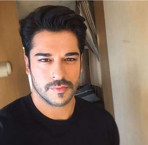 محبوب ترین بازیگر ترکیه در سال 2021