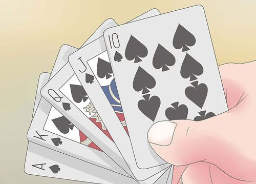 بازی پنج کارته آموزش کامل بازی قرعه کشی پنج کارته