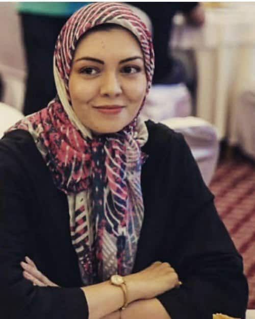 احسان علیخانی و همسرش ازاده نامداری