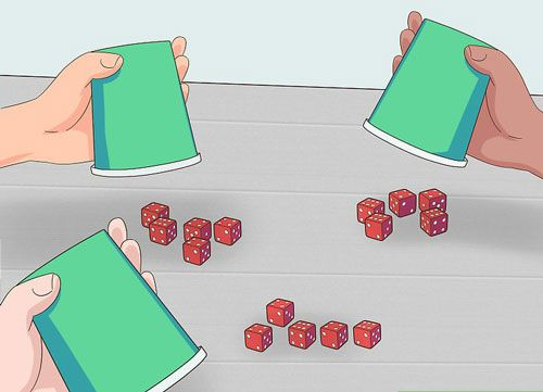 بازی تاس دروغگو آموزش بازی تاس دروغگو را به صورت تصویری
