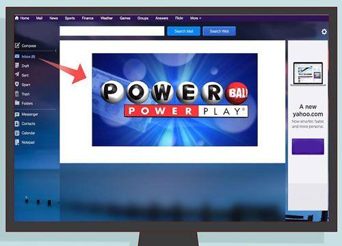 نحوه بررسی Powerball آموزش تصویری بازی Powerball