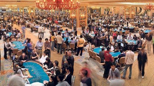 بازی های کازینو casino venetian چه بازی هایی هستند؟