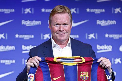 اخراج رونالد کومان از بارسلون و نیز ماجرای وام 500 میلیون یورو بارسلونا