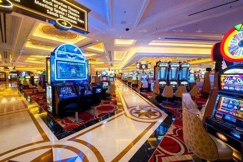 تبلیغات casino venetian