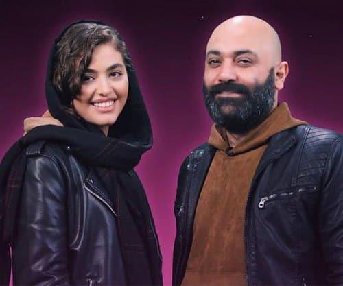 مینا شمس همسر اول مهدی کوشکی است؟