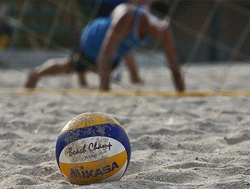 خطا های والیبال ساحلی چیست؟
