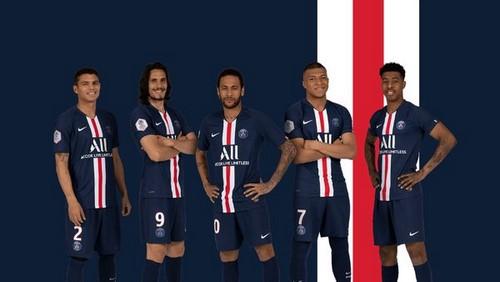 پی اس جی لقب تیم اول پاریس