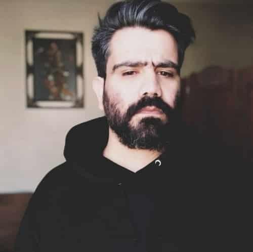 محل زندگی رپر های ایرانی خارج از کشور