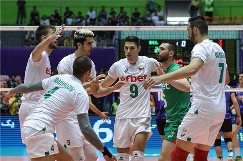 فرم پیش بینی بازی والیبال ایران و بلغارستان لیگ ملت های والیبال
