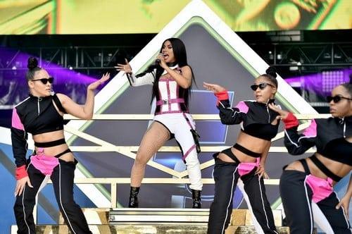 برترین خواننده سیاه پوست رپ زن کیست؟