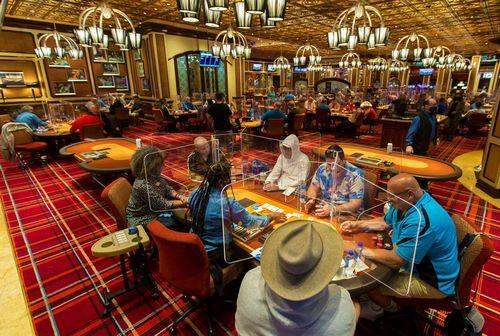 تبلیغات Bellagio casino  چگونه است؟