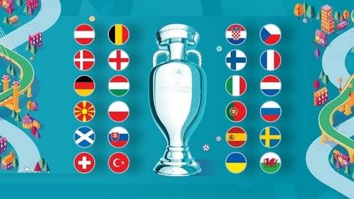 جام ملت های اروپا 2020 جدول