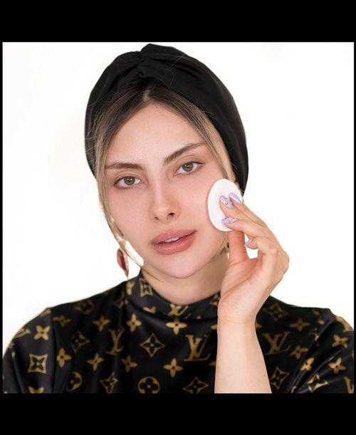 بیوگرافی گیسو دیبا بلاگر جذاب و مدل آرایشی اینستاگرام