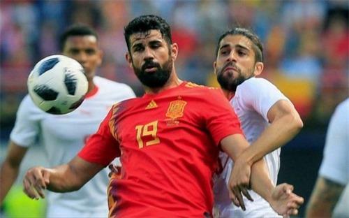 5 تیم برتر اسپانیا در جدول چه جایگاهی دارند؟
