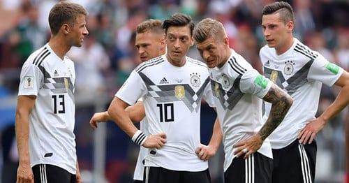 5 تیم برتر آلمان چه تیم هایی هستند؟